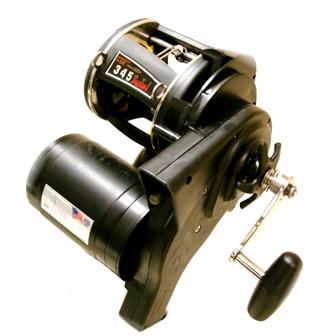 Penn senator electric fishing reels dolphin electric for Electric fishing reels